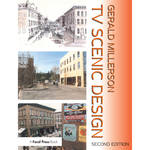 Focal Press Book: TV Scenic Design (2nd Edition, Hardback)