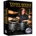 Sonic Reality Vinny Appice Kit - Expansion Pack for BFD2/3 (Download)