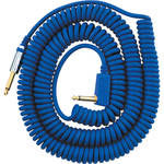 VOX VCC Vintage Coiled Cable (29.5', Blue)