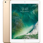 "Apple 9.7"" iPad (2017, 32GB, Wi-Fi Only, Gold)"