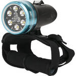 Light & Motion SOLA Dive 800 S/F LED Light (Black/Blue)