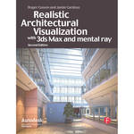 Focal Press Book: Realistic Architectural Rendering with 3ds Max and V-Ray (2nd Edition, Paperback)