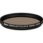 Nikon 55mm Circular Polarizer II Filter