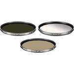 Tiffen 82mm Digital HT Neutral Density Filter Kit