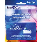 Brother Wireless Online Activation Card for ScanNCut2 Machine