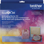 Brother Embossing Starter Kit for ScanNCut Machines