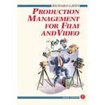 Focal Press Book: Production Management for Film and Video (3rd Edition, Paperback)