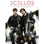 Hal Leonard Songbook: 2Cellos - An Accessible Guide to 11 Original Arrangements for Two Cellos (Revised Edition)