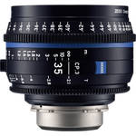 Zeiss CP.3 35mm T2.1 Compact Prime Lens (Sony E Mount, Feet)