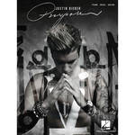 Hal Leonard Songbook: Justin Bieber Purpose - Piano/Vocal/Guitar Arrangements (Paperback)