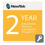 NewTek 2-Year Initial ProTek Premium Coverage for TriCaster TC1 (Download)
