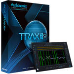AUDIONAMIX TRAX 3 SP - Automated Speech Separation Software for Audio and Post Production (Educational Edition, Download)