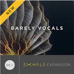 Output Barely Vocals - EXHALE Expansion Pack (Software, Download)