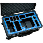Jason Cases Protective Wheeled Case for ARRI ALEXA Mini & Wooden Camera Plates (Compact)
