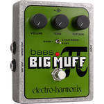 Electro-Harmonix Bass Big Muff Pi Distortion/Sustain Pedal