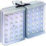 Raytec RAYLUX 200 White-Light LED Illuminator with Adaptive Illumination (50 to 100°, Silver)