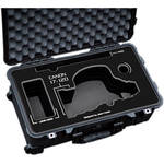 Jason Cases Protective Case for Canon 17-120mm Lens (Black Overlay)