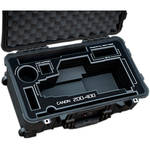 Jason Cases Protective Case for Canon 200-400mm Lens (Black Overlay)