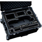 Jason Cases Protective Case for Canon 50-1000mm Lens (Black Overlay)