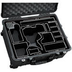 Jason Cases Hard Travel Case for Canon C300 Mark II Camera Kit (Black Overlay)