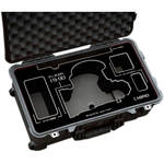 Jason Cases Protective Case for Fujinon 19-90mm T2.9 Cabrio Lens (Black Overlay)