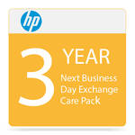 HP 3-Year Next Business Day Exchange Care Pack for Select M100 and M200 Series Printers