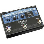 Radial Engineering Switchbone V2 ABY/C Amp Selector with Power Boost, Drag Control and More