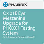 PHABRIX Qx 01E Eye Mezzanine Upgrade for PHQX01 Testing System (Unit Returned to Factory for Upgrade)