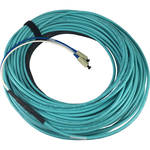 Link Bridge 1-Strand Jacket 50um Multimode Fiber Cable (Plenum, 150')