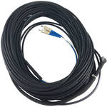 Link Bridge 1-Strand Jacket OM3 50um Multimode Tactical Fiber Cable (300')
