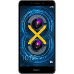 Huawei Honor 6x BLN-L24 32GB Smartphone (Unlocked, Gray)