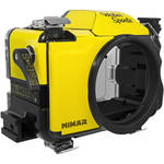 Nimar Water Sports Housing for Nikon D5500 or D5600 (Yellow/Clear)