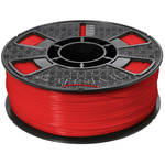 Afinia Premium Plus 1.75mm ABS Filament (2.2 lb, Red)