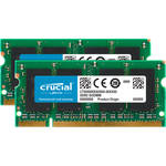 Crucial 4GB (2 x 2GB) 200-pin SODIMM DDR2 PC2-6400 Memory Module Kit for Mac