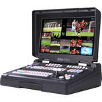 "Datavideo 8-Input HD-SDI And HDMI Hand Carried Mobile Studio With Built-In 17.3""LCD Monitor & 8 Channel In"