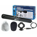 Vidpro Condenser Stereo XY Microphone Kit