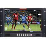 "Datavideo 17.3"" LCD Monitor With 3G/HD-SDI And HDMI Inputs (7U Rack Mount With Adjustable Vertical Tilt)"