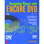 Focal Press Book: Designing Menus with Encore DVD (Paperback)