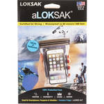 "LOKSAK Plastic Dry Bag 200' Rated (2-Pack, 4.5 x 7"")"