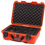 Nanuk Carrying Case with Foam Insert for DJI Osmo Pro/RAW Stabilizer (Orange)
