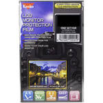 Kenko LCD Monitor Protection Film for the Canon EOS 77D Camera