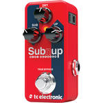 TC Electronic Sub'N'Up Octaver Pedal with TonePrint Software