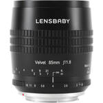 Lensbaby Velvet 85mm f/1.8 Lens for Canon EF