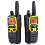 Midland X-Talker T61VP3 36-Channel Two-Way UHF Radio (Yellow, Pair)