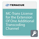Teracue Additional Transcoding Channel Extension License for MC-TRANS Transcoder