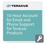 Teracue 10-Hour Email and Phone Support for Teracue Products (1-Year)