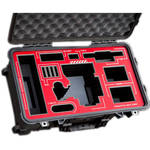 Jason Cases Hard Travel Case for RED EPIC-W Cinema Camera