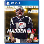 Electronic Arts Madden NFL 18 G.O.A.T Edition (PS4)