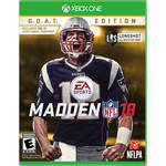 Electronic Arts Madden NFL 18 G.O.A.T Edition (Xbox One)