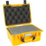 GoGORIL G23 Hard Case for DJI Mavic Pro with Cubed Foam (Yellow)